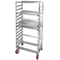 Channel AXD2818 18 Pan Side Load Heavy-Duty Aluminum Bun / Sheet Pan Rack - Assembled
