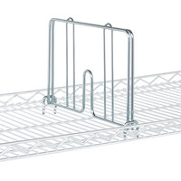 Metro HD18C Chrome Drop Mat Snap-On Divider - 18 inch Wide