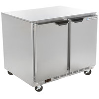Beverage-Air UCR36AHC-23 36 inch Low Profile Undercounter Refrigerator