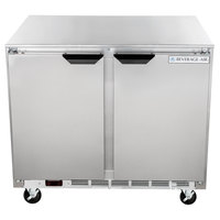 Beverage-Air UCR36AHC-23 36 inch Low-Profile Undercounter Refrigerator