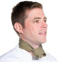 37 inch x 14 inch Beige Chef Neckerchief / Bandana