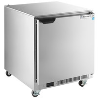 Beverage-Air UCR27AHC-23 27 inch Low Profile Undercounter Refrigerator