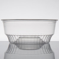 Choice 3.5 oz. Clear Plastic Dessert Cup - 50/Pack