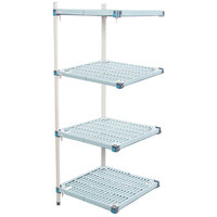 Metro AQ516G3 MetroMax Q Shelving Add On Unit - 24 inch x 24 inch x 63 inch