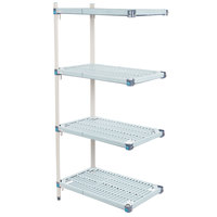 Metro AQ326G3 MetroMax Q Shelving Add On Unit - 18 inch x 30 inch x 63 inch
