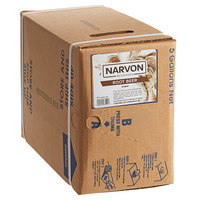 Narvon 5 Gallon Bag in Box Old Fashioned Root Beer Beverage / Soda Syrup