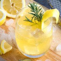 Narvon 5 Gallon Bag in Box Lemon Sour Beverage Syrup