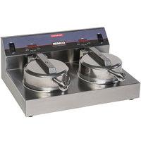 Nemco 7000A-2 Dual Waffle Maker - 120V
