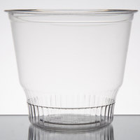 Choice 12 oz. Clear Plastic Dessert Cup - 1000/Case
