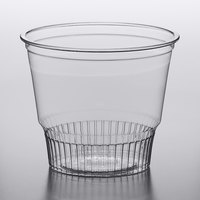 Choice 12 oz. Clear Plastic Dessert Cup   - 1000/Case