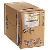Narvon 5 Gallon Bag in Box Lemon Sweet Iced Tea Syrup