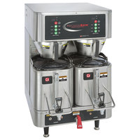 Grindmaster PB-430 1.5 Gallon Twin Shuttle Coffee Brewer - 120/208/240V