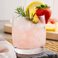 Narvon 5 Gallon Bag in Box Pink Lemonade Syrup