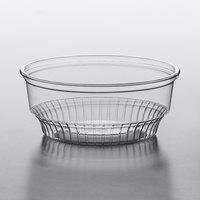 Choice 3.5 oz. Clear Plastic Dessert Cup   - 1000/Case