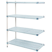 Metro AQ456G3 MetroMax Q Shelving Add On Unit - 21 inch x 48 inch x 63 inch