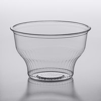 Choice 8 oz. Clear Plastic Dessert Cup   - 1000/Case