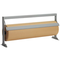 Bulman A45-24 24 inch Jumbo Paper Cutter with Straight Edge Blade