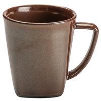 Hall China 44780ACOA Copper 12 oz. China Soho Mug - 24/Case