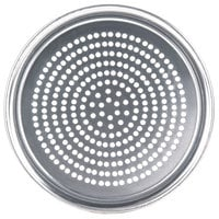 American Metalcraft SPHATP18 18 inch Super Perforated Heavy Weight Aluminum Wide Rim Pizza Pan