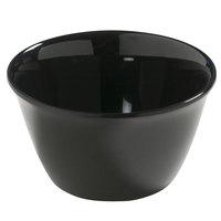 Carlisle 4386803 Black Dayton 8 oz. Bouillon Cup - 24/Case