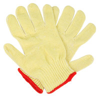 Aramid / Cotton Work Gloves - Large - Pair - 12/Pack
