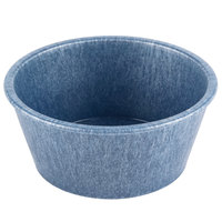 HS Inc. HS1013 4 oz. Blueberry Polyethylene Ramekin - 48/Case