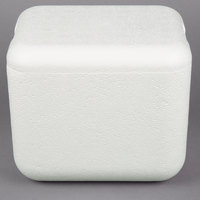 Nordic TL-645F 6 1/4 inch x 4 5/8 inch x 5 inch Insulated Polystyrene Cooler