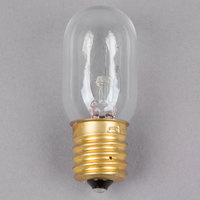 Satco S4722 15 Watt Clear Incandescent Indicator Light Bulb (T7)