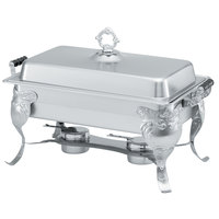Vollrath 46880 9 Qt. Royal Crest Full Size Chafer