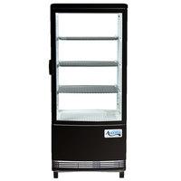 Countertop Glass Door Refrigerator Countertop Glass Door