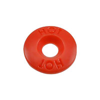 Fisher 2000-8000 Hot Red Index Button