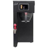 Curtis G4TP1S63B3100 G4 ThermoPro Black Single 1 Gallon Coffee Brewer - 110/220V