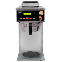 Curtis ALP3GT15A800 G3 Alpha FreshTrac Automatic Coffee Brewer with 1 Lower and 2 Upper Warmers - 220V