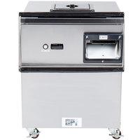 Campus Products CDM-12K Silvershine Cutlery Dryer / Polisher Machine - 120V, 1300W