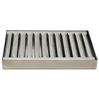 Curtis DT-06 6 inch Stainless Steel Drip Tray