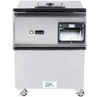 Campus Products CDM-6K Silvershine Cutlery Dryer / Polisher Machine - 120V, 1200W