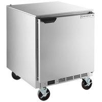 Beverage-Air UCF27AHC 27 inch Undercounter Freezer