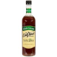 DaVinci Gourmet 700 mL All Natural Irish Cream Flavoring Syrup