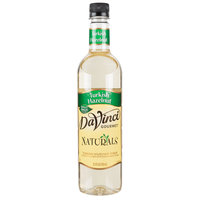 DaVinci Gourmet 750 mL All Natural Turkish Hazelnut Flavoring Syrup