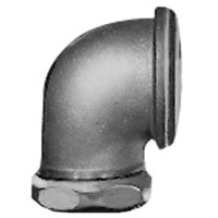 Fisher 73599 Waste Overflow Elbow