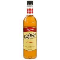 DaVinci Gourmet 750 mL Classic Agave Sweetener Syrup