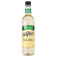 DaVinci Gourmet 750 mL All Natural Caramel Flavoring Syrup