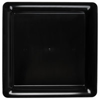 Fineline SQ4414.BK Innovative Caterware 14 inch x 14 inch Black Plastic Square Cater Tray - 20/Case