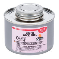 Choice 6 Hour Wick Chafing Dish Fuel - 24/Case