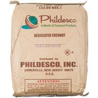 Unsweetened Coconut Macaroon - 50 lb.