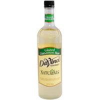 DaVinci Gourmet 700 mL All Natural Glazed Cinnamon Bun Flavoring Syrup