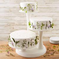 Wilton 307-350 Three-Tier Pillar Cake Display Stand