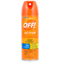 SC Johnson OFF!® 611079 6 oz. Active Insect Repellent I