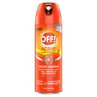 SC Johnson OFF!® 611079 6 oz. Active Insect Repellent I