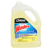 SC Johnson Windex® 682265 1 Gallon Multi-Surface Disinfectant / Sanitizer - 4/Case
